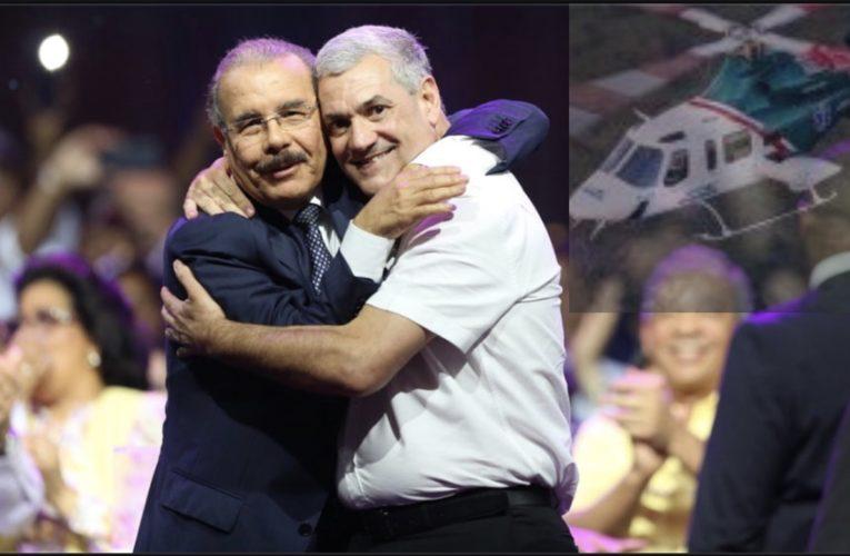 FUENTE: Gobierno pagó más de 25 millones a empresa Aero Ambulancia del candidato presidencial Gonzalo Castillo en marzo de este año