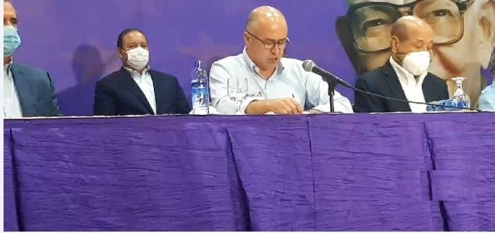 PLD acusa al PRM de guardar silencio en caso Yamil Abreu