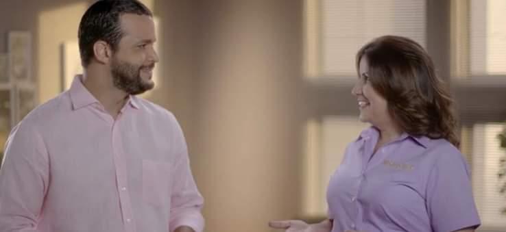 Margarita Cedeño y Rafael Paz se comprometen a cuidar de las familias dominicanas