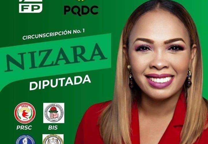 Conozca mejor a Nizara M. Brazobán, candidata a diputada pro vida Circunscripción 1 SDE