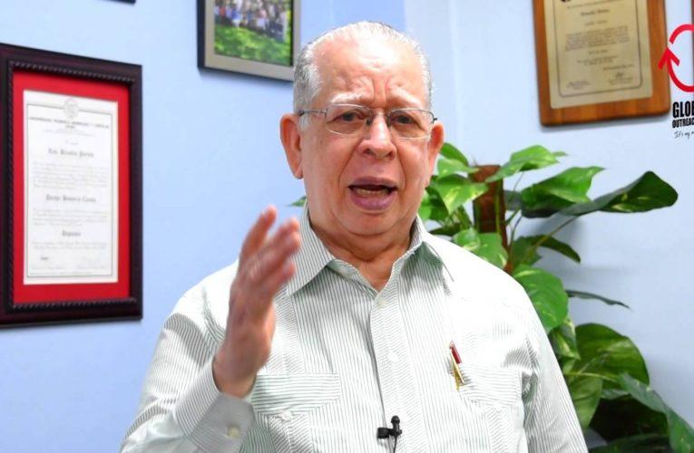 Pastor Braulio Portes llama a votar por Rafael Paz en elecciones del 5 de julio