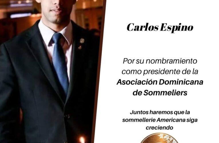 El fantinense Carlos Espino Abreu, nuevo presidente ADS