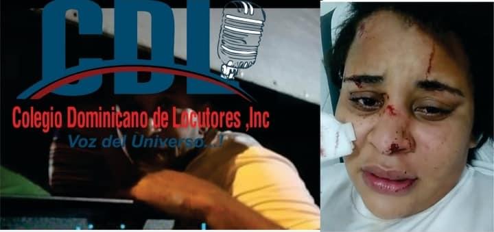 Nelson Gutiérrez denuncia plan desde la PN para acallar a periodistas, locutores y comunicadores; condena paliza a periodista Dulce García
