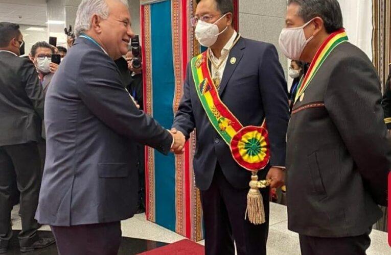 RD propone a Bolivia apertura recíproca de embajadas y fortalecer relación comercial