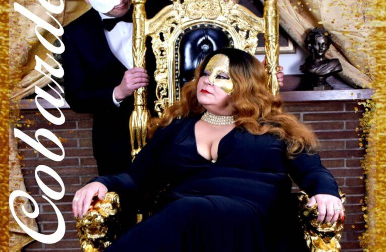 """Raquel """"La Dama de la voz de oro"""" lanza: """"Cobarde"""" a Ritmo de Merengue"""