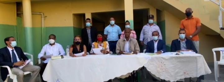 Dirección PRM Sabana perdida SDN ofrece respaldo ejecutorias del presidente Luis Abinader