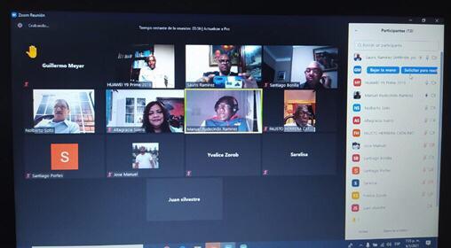 Fudomo realiza encuentro virtual sobre José Francisco Peña Gómez
