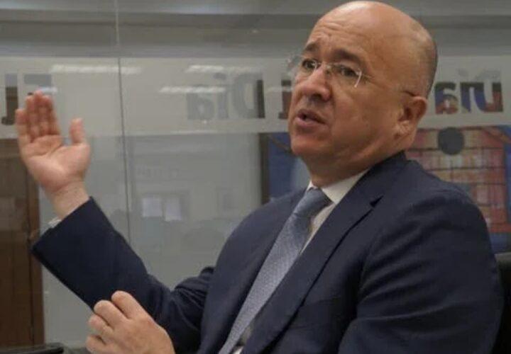 Domínguez Brito el más votado al Comité Político del PLD
