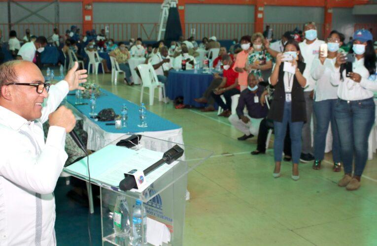 CPADB celebra fiesta a comunitarios por Día Nacional de las Juntas de Vecinos