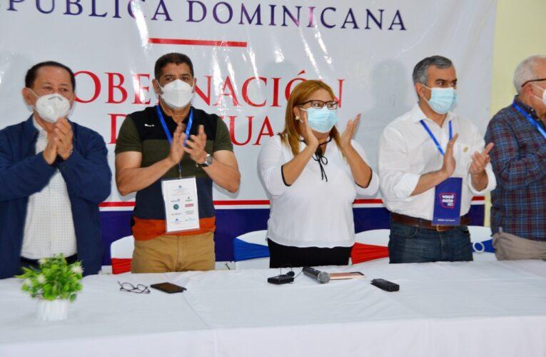 Ministerio de Agricultura y Gobernación de Azua ponen en marcha operativo «Vacunando por la vida»