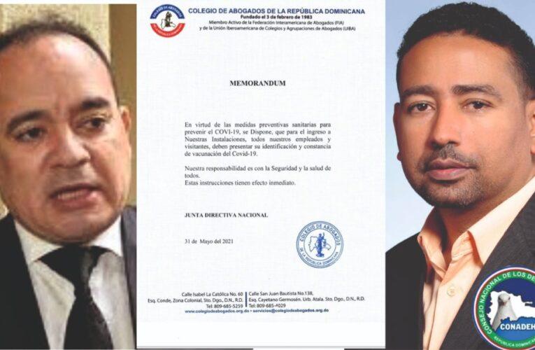 Nelson Gutiérrez llama al presidente del CARD, Miguel Surún, rectificar medida por ser inconstitucional