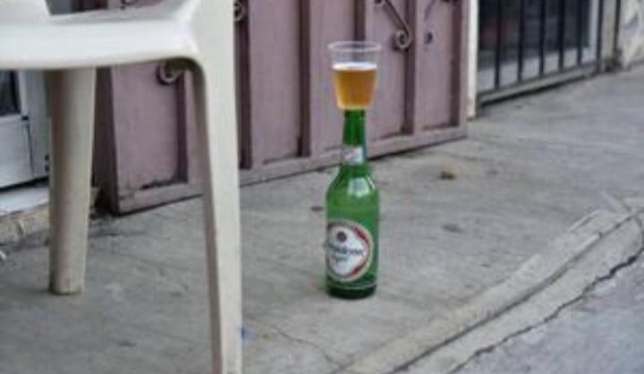Reacción al aumento de precio de la cerveza Presidente
