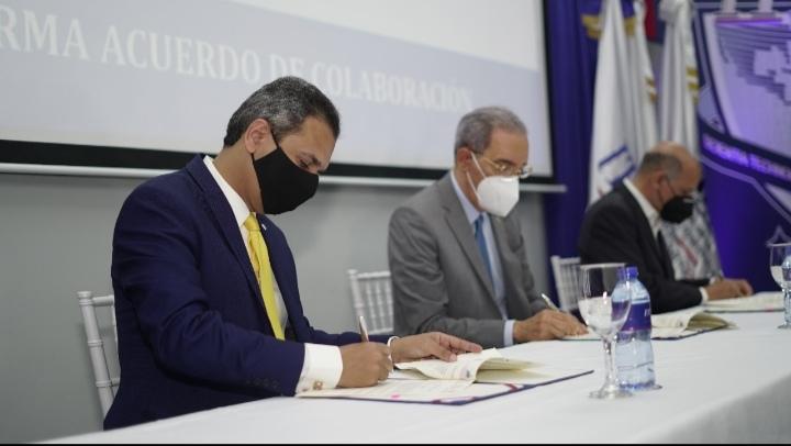 MESCyT, ITLA y CTC firman acuerdo que beneficiará a jóvenes de todo el país