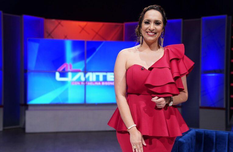 """Rafaelina Bisonó estrenará programa """"Al Límite"""" por Canal 4RD"""