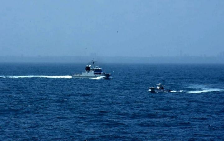 Armada Dominicana busca embarcación supuestamente zozobró en alta Mar