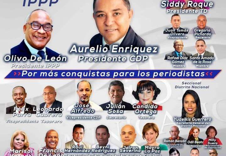 Llaman a votar este viernes por la plancha Uno en elecciones CDP