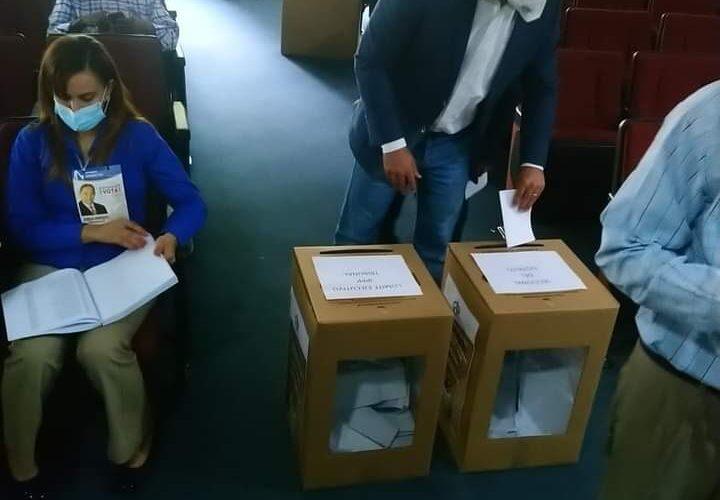 Tribunal Superior Administrativo rechaza pedido de suspender elecciones CDP