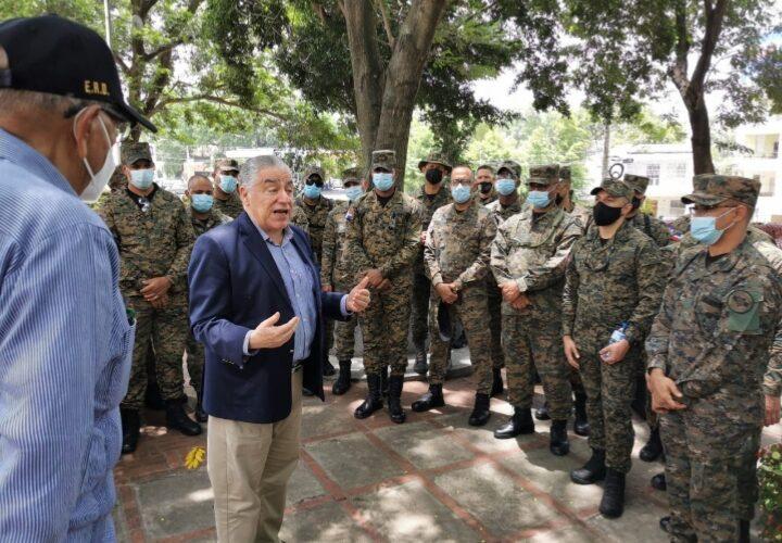 Autoridades y estudiantes de Egemerd realizan recorrido fronterizo Norte-Sur