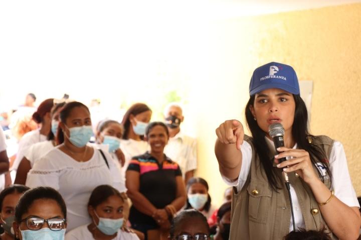 Empresaria Judith Cury lleva oportunidades de desarrollo económico a 492 mujeres de la zona fronteriza con La Ruta por la Mujer