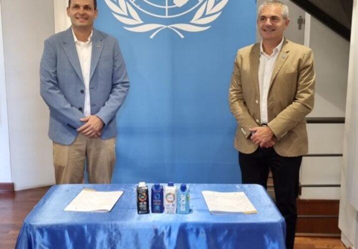 Ly Company Caribe firma importante acuerdo con organismo de Naciones Unidas